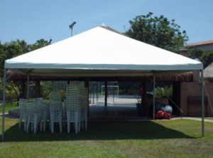 Tendas Pirâmides para Festas